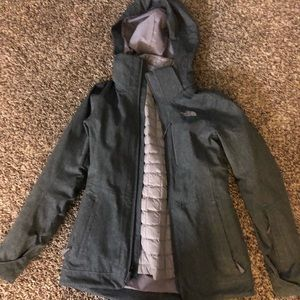 Northface Triclimate Coat